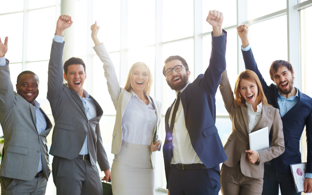 La felicidad en el trabajo y sus 5 grandes beneficios